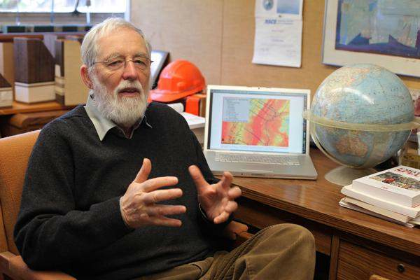 Dr. Klaus Hans Jacob - Staff Profiles - The Earth Institute - Columbia  University