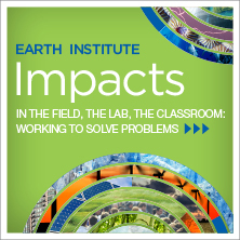 Earth Institute Impacts