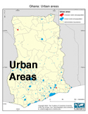 urban areas map