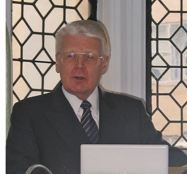 Iceland's President Olafur         Ragnar Grimsson