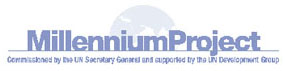 millennium development project logo
