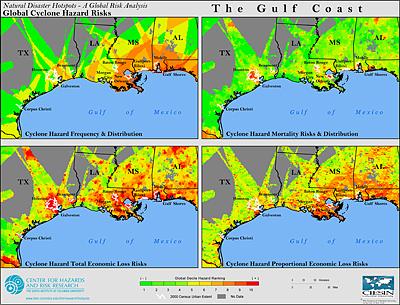 Us Map Hurricane