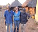 Anise Khadem Nwachuku in Mozambique