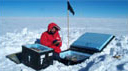 at Lake Vostok