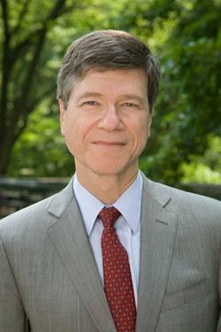 Prof. Jeffrey D. Sachs