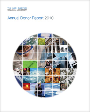 Annual Donor Report 2010