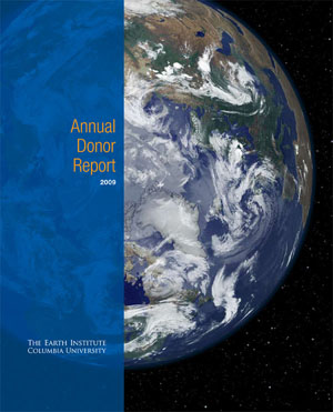 Annual Donor Report 2009