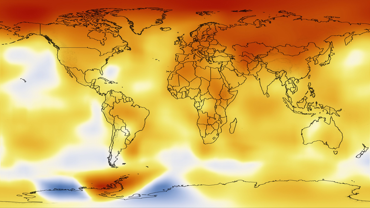 Earthistitute- temperature 2000-2009.