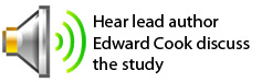 Hear lead author Edward Cook discuss the study