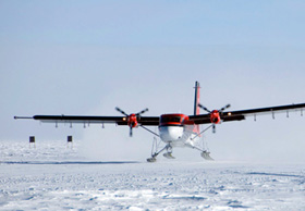 Flying over Antarctica with geophysical instruments researchers peered through the ice to see the peaks of the Gamburtsevs.