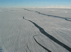 New seafloor topography off Antarctica's Thwaites Glaciers leads scientists to predict accelerated melting in the next 20 years.