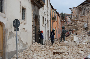In 2009, a magnitude 6.3 earthquake struck the village of L'Aquila, in the Apennines, killing more than 300 people.