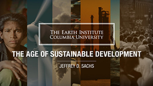 Register now: The Age of Sustainable Development