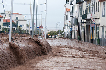 Madeira floods and mudslides. Credit: Wikimedia Commons