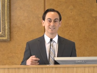 Masters in Public Administration in Environmental Science and Policy Spring 2012 Final Briefings—Mikeal Parlow with introduction by Steve Cohen
